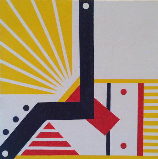 , 'Domino,' , Arielle de Saint Phalle + Taylor Roy