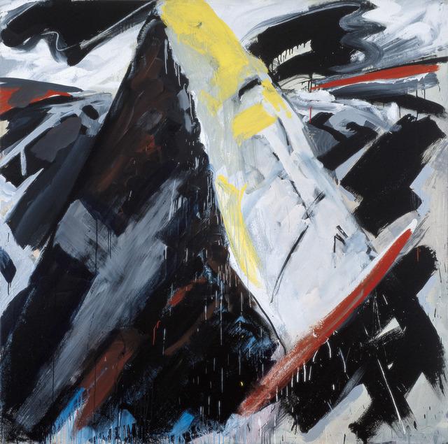 , 'Gran Sasso I,' 1978, Galerie Karl Pfefferle