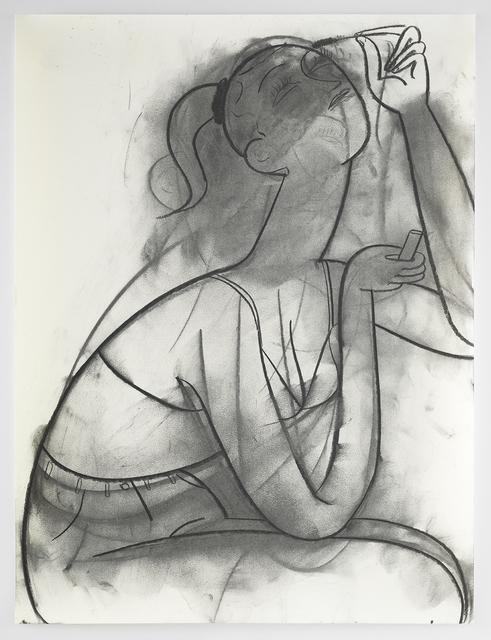 Grace Weaver, 'Great Lash', 2018, Headlands Center for the Arts: Benefit Auction 2019