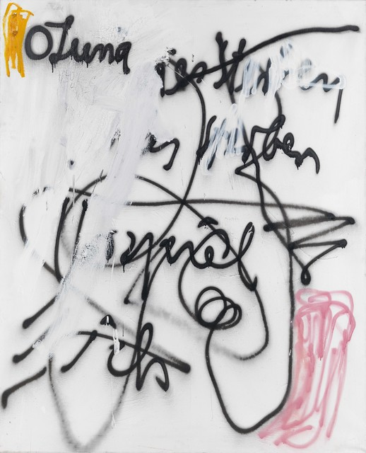 , 'untitled,' 1987, Galerie Michael Haas