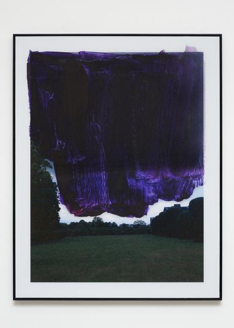 , 'The Sheltering Sky I,' 2015, Galeria Luisa Strina