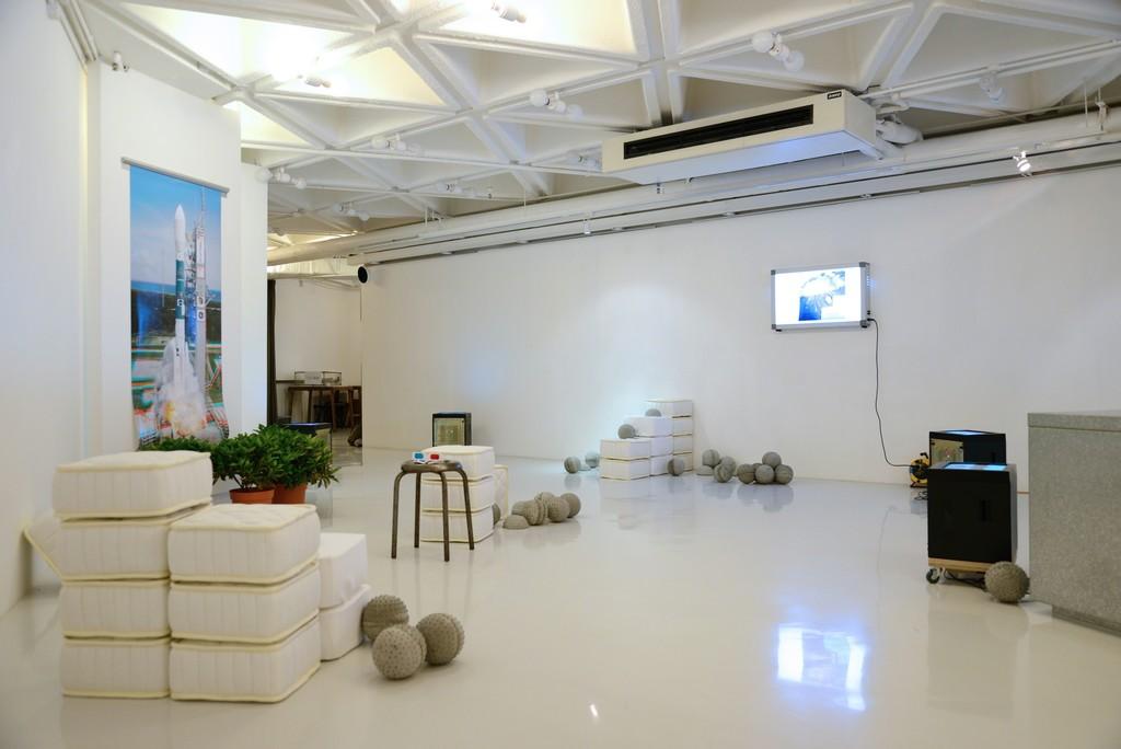 Nadim Abbas, 'Satellite of ⁂,' 2013, Gallery EXIT