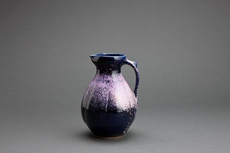 , 'Pitcher, cobalt frost glaze,' , Pucker Gallery