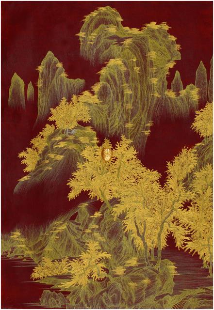 , 'Brain Landscape II: Autumnal Equinox  ,' 2015, Tina Keng Gallery