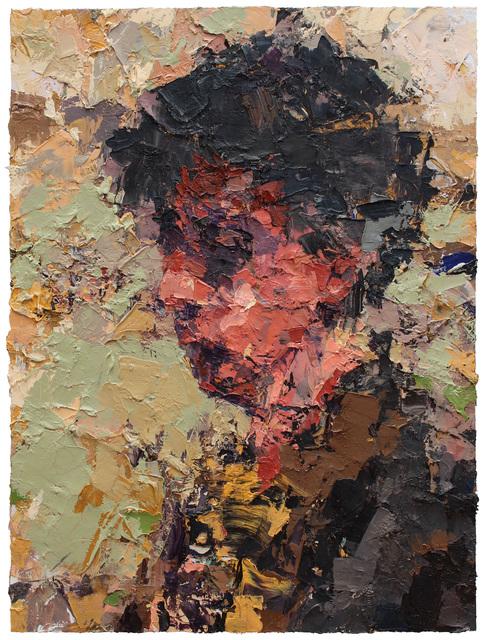 , 'A Scribe,' 2017, Lyons Wier Gallery