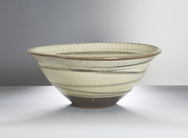 , 'Water Lily Bowl with Tobikanna (Blade Skip) Design,' n/a, Pucker Gallery