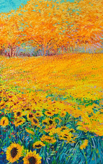 , 'Naranja,' 2014, Adelman Fine Art