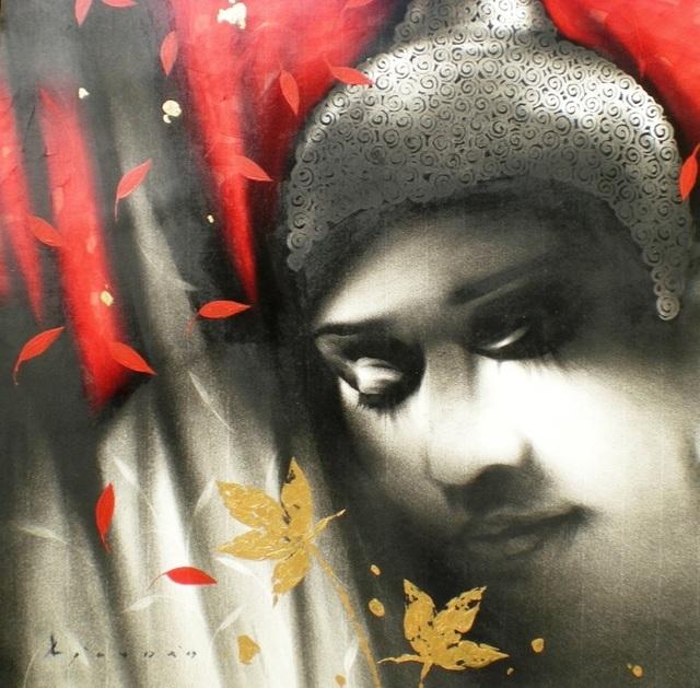 , 'Buddha,' , Jamaat Art