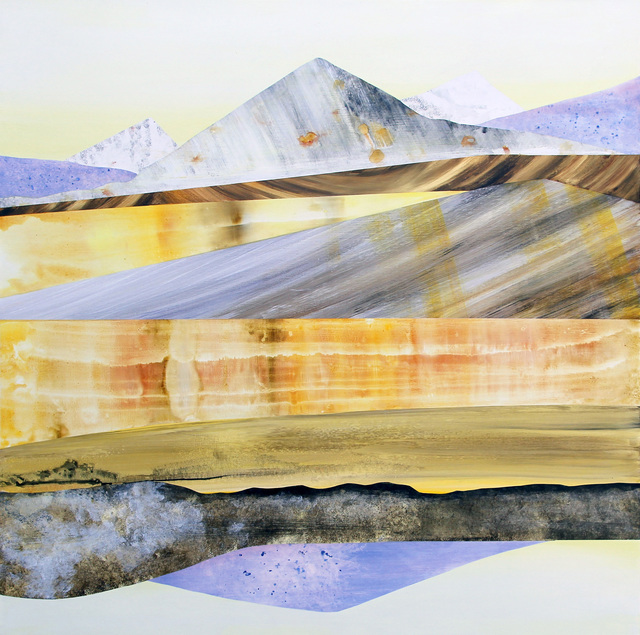 , 'Dunes Collide at the San Juans,' 2018, k contemporary