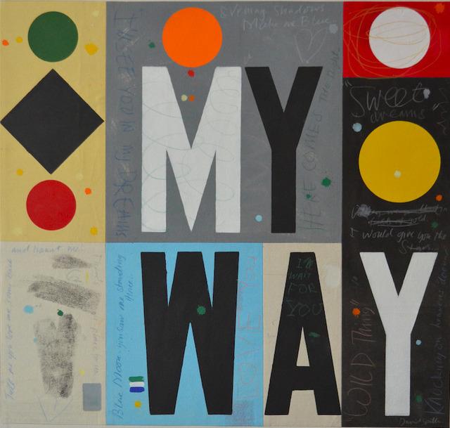 , 'My Way,' 2016, Long-Sharp Gallery
