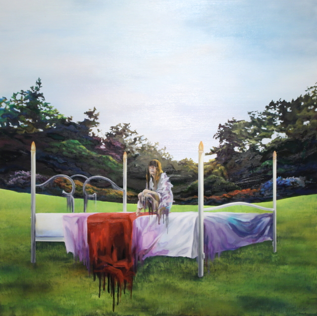 , 'oblivion,' 2016, Gallery Tsubaki