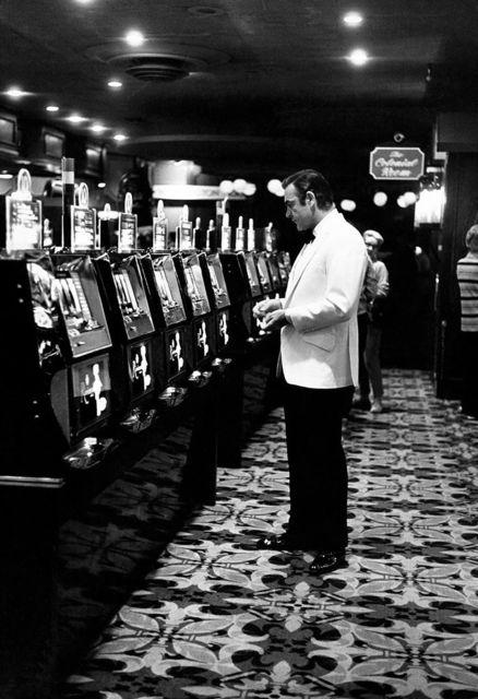 , 'Sean Connery as Bond, Las Vegas 1971,' , Box Galleries