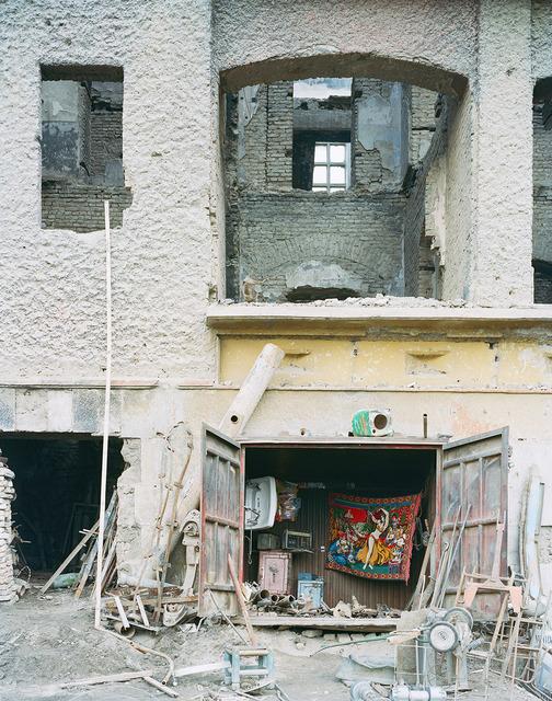 , 'Shop in Kabul,' 2002, FELD+HAUS