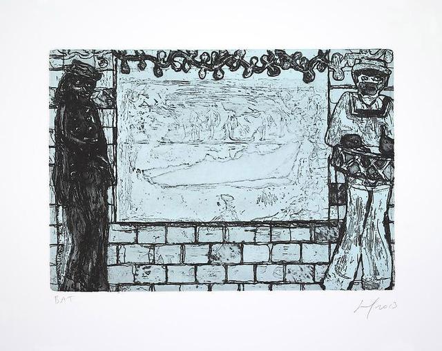 , 'Sea Lots,' 2013, Galerie Maximillian