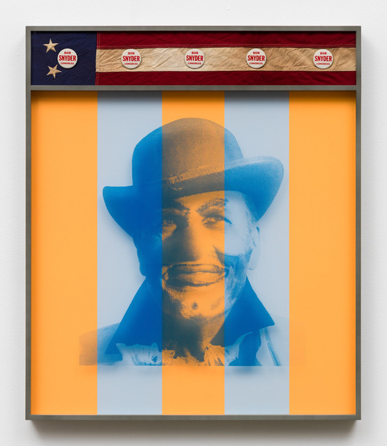 , 'Hobo (Bob Snyder),' 2014, David Kordansky Gallery