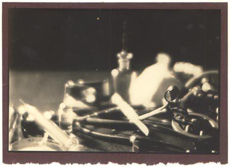 , 'Instruments at Kyoto Medical University,' 1933, Charles Schwartz Ltd.