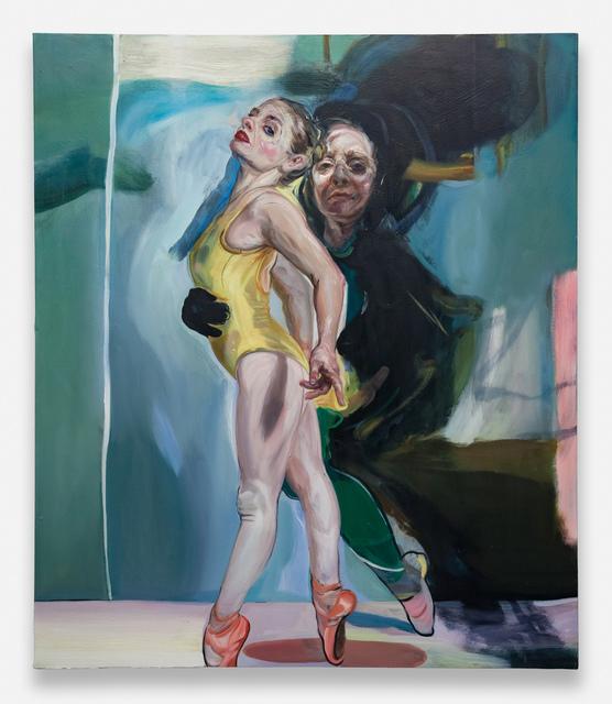 , 'Dancer I,' 2017, Rhona Hoffman Gallery