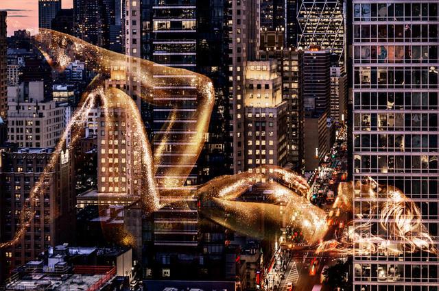 David Drebin, 'Golden Dream', 2017, Contessa Gallery