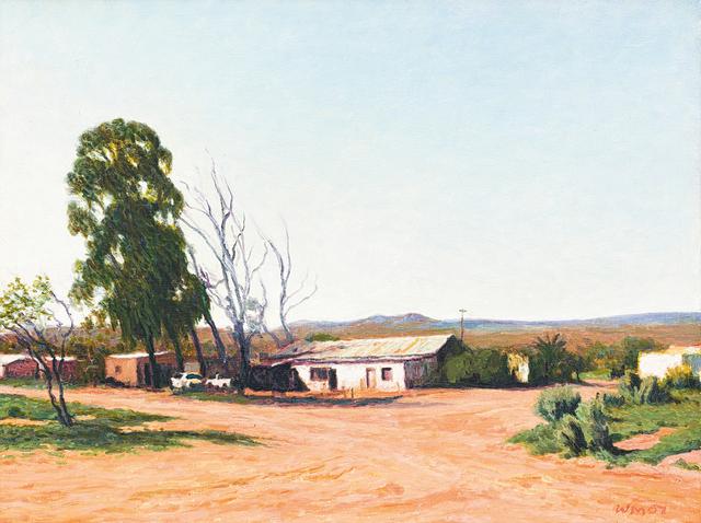 Walter Meyer, 'Soebatsfontein', Strauss & Co