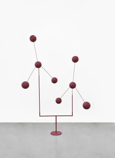 , 'Libre dans le Vent R,' 1969, Galerie Mitterrand