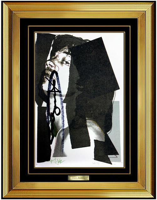 Andy Warhol | Andy Warhol Original Hand Signed Rolling
