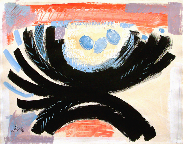 , 'Bird's Nest Two ,' 1959, David Lusk Gallery