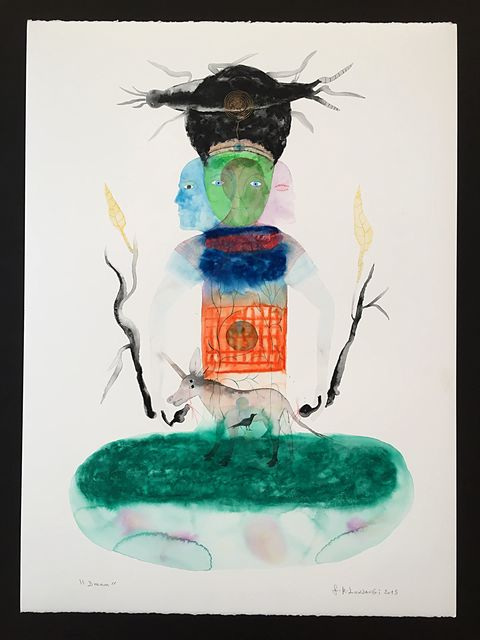 , 'Dream (3),' , Galerie Anne de Villepoix