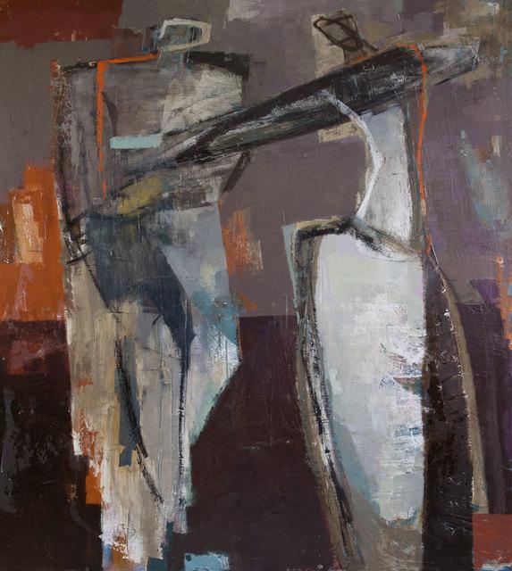 , 'Hector & Achilles ,' 2017, Pontone Gallery