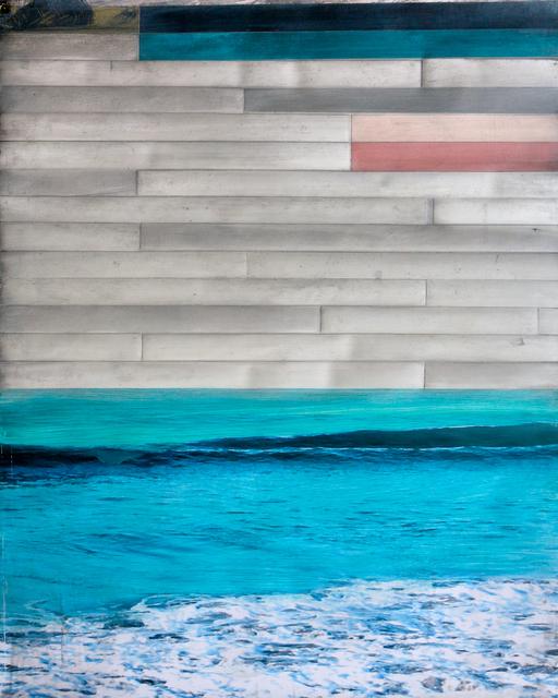 John Folsom, 'Study in Blue XIV', 2020, Newzones