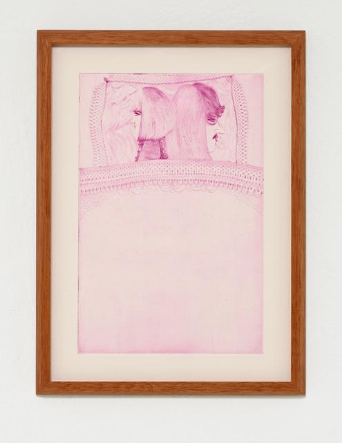 Dorota Jurczak, 'W łóżku (III)', 2019, Sies + Höke