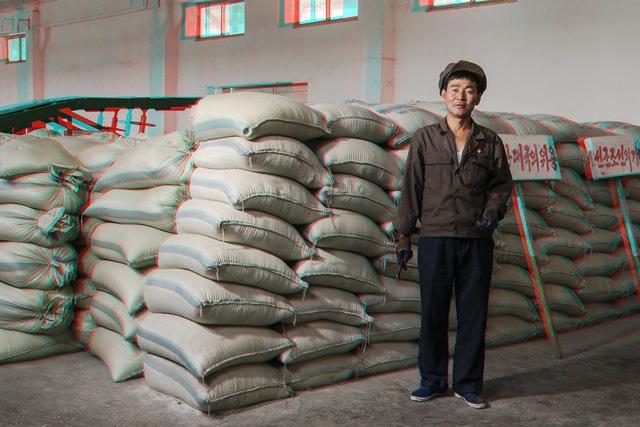 , '#90. JIN HYO CHUN, 50, Machine Repairer, Hungnam Fertiliser Factory,' 2014, Pékin Fine Arts