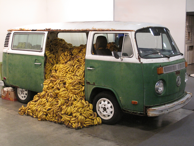 , 'Banana Market/Art Market,' 2011, Mana Contemporary