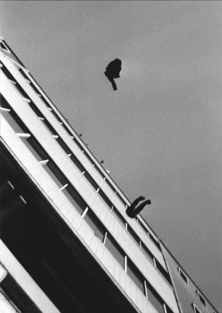 , 'Hi Red Center's 'Dropping Event', at Ikenobō Kaikan,' 1964 / 2014, Taka Ishii Gallery