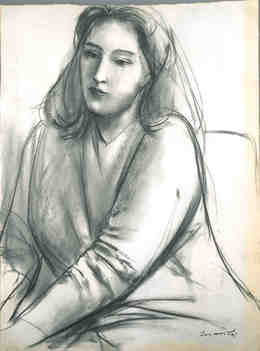 Portrait of Contessa Francesca Blanc