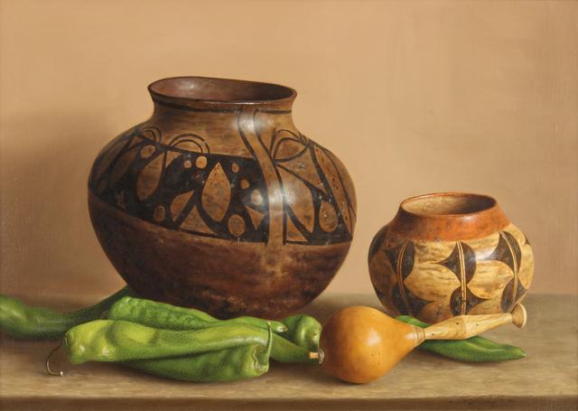 William Acheff, 'Summer's Harvest', 1980, Addison Rowe Gallery