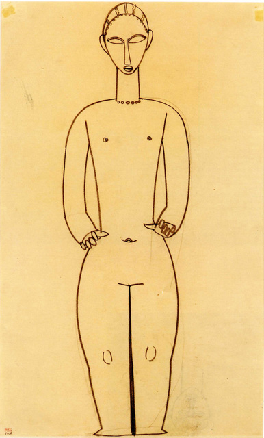 , 'Ermafrodito,' 1910-1911, Studio Guastalla