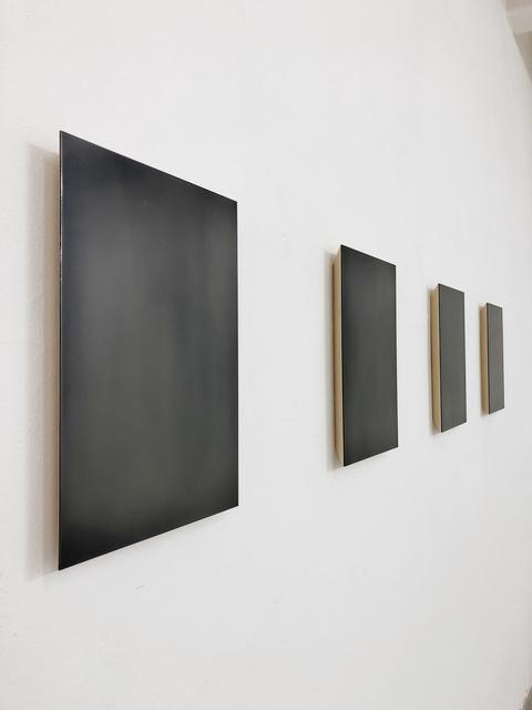 Matthew Allen, 'Field Drawing (MA190201 / MA190202 / MA190203)', 2019, The Flat - Massimo Carasi