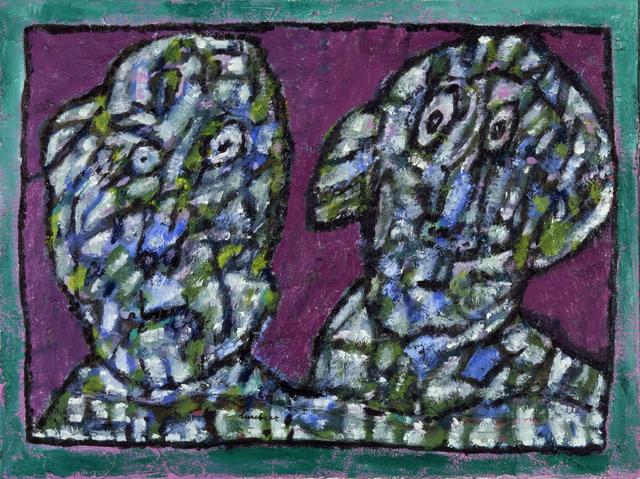 , 'Mynheer en Mevrouw,' 1973, DIE GALERIE