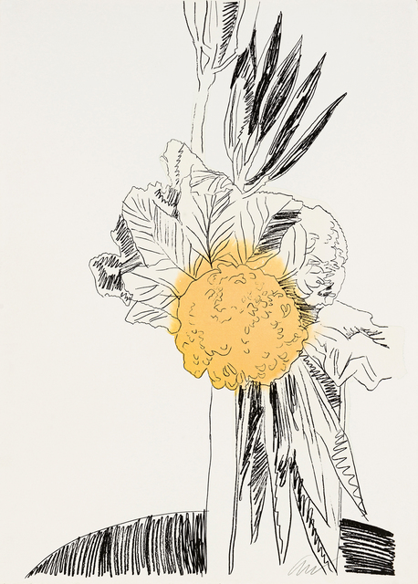 Andy Warhol, 'Flowers', Strauss & Co