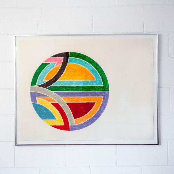 "Frank Stella ""SINJERLI VARIATIONS"", 1977"