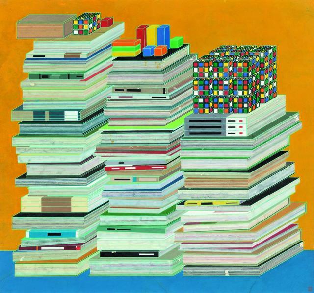, 'Irregular Game 不规则游戏 ,' 2015, Amy Li Gallery