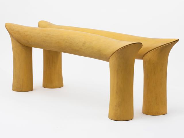 , 'Duck Bill Miter (Double Crest Rails),' 2018, Patrick Parrish Gallery
