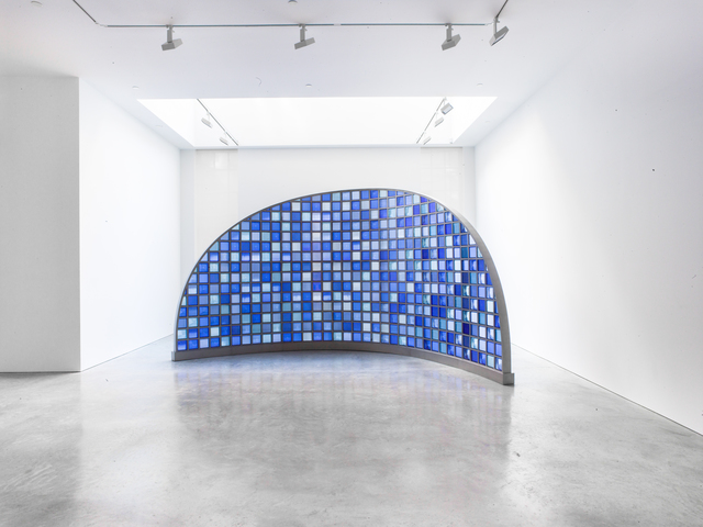, 'Moon Mirror,' 2019, James Cohan