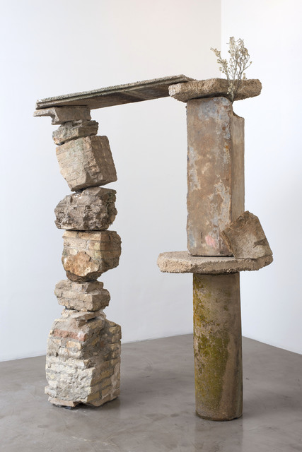 , ' Dolmen, II Allegretto,' 2014, Magazzino