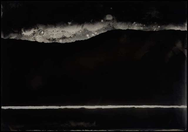 Nadezda Nikolova-Kratzer, 'Elemental Forms, Landscape no. 12', 2018, Photography, Wet Plate Collodion, HackelBury Fine Art