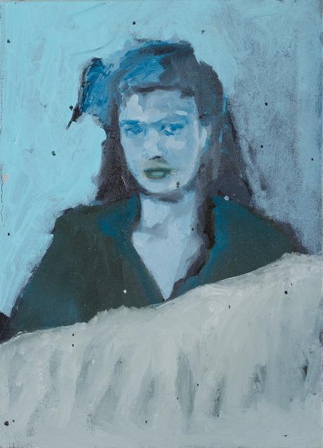 Paz Corona, 'Néro 3', 2016, Galerie Les filles du calvaire