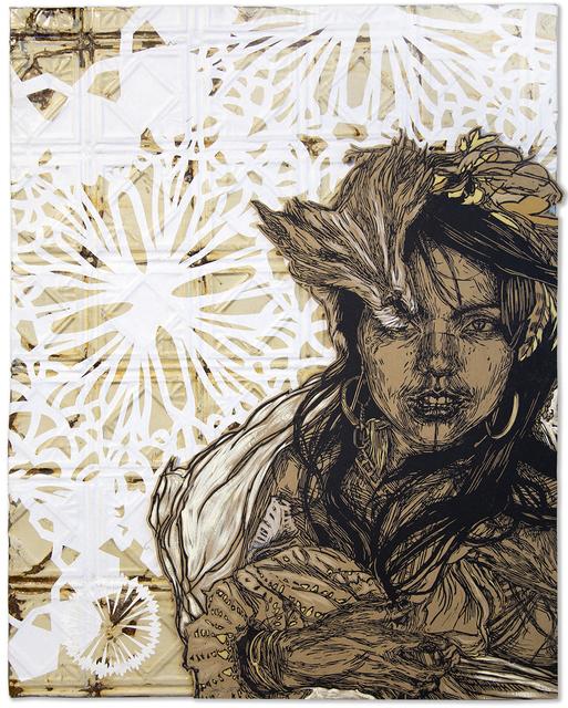 , 'Monica,' 2016, Roman Fine Art