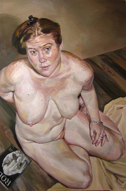 Stephen Wright, 'Portrait of Adrianne II', 2004, Gallery Henoch