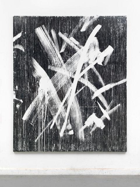 """, '""""Dort wo die Linien sich verwirren"""",' 2016, Almine Rech Gallery"""