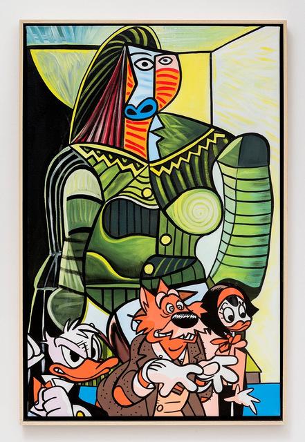 , 'Trio Pepe,' 2011, Galerie Perrotin